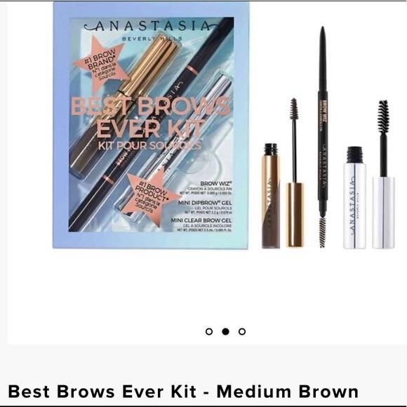 Anastasia Beverly Hills Other - BNIB Anastasia Brow Kit